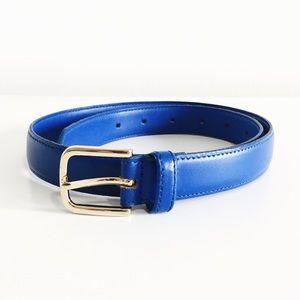 American Apparel • Cobalt Blue Waistbelt.